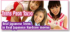 Teens From Tokyo