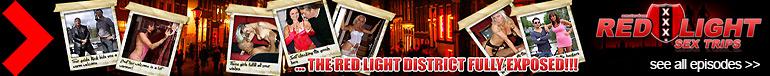 Red Light Sex Trips - sex wycieczki po dzielnicy Czerwonych Latarni w Amsterdamie
