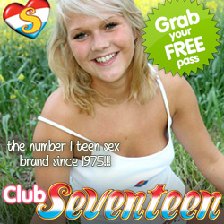 Gall th 12534 t n Small titted blond girl strips and shows her shaved pussy Clubseventeen - Blonde cutie showing her pink Club Seventeen